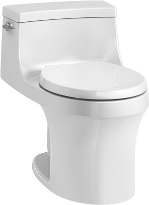 Kohler San Souci Round Front One-Piece Toilet