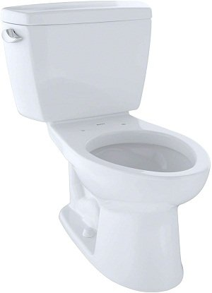 TOTO DRAKE Two-Piece Elongated Toilet