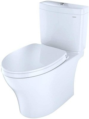 TOTO AQUIA IV ELONGATED DUAL FLUSH TOILET