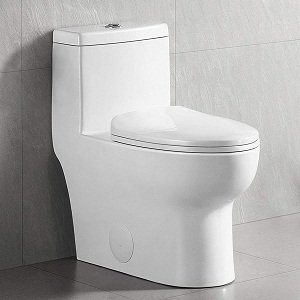 DeerValley DV-1F026 Elongated Dual Flush One Piece Toilet