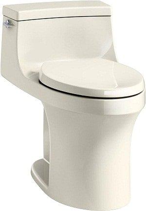 Kohler K-5172 Compact Comfort Height Toilet