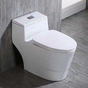 WoodBridge Dual Flush T-0018/B-0735 Toilet